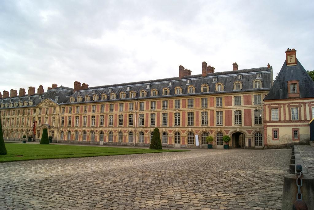 Aile Louis XV, Château de Fontainebleau