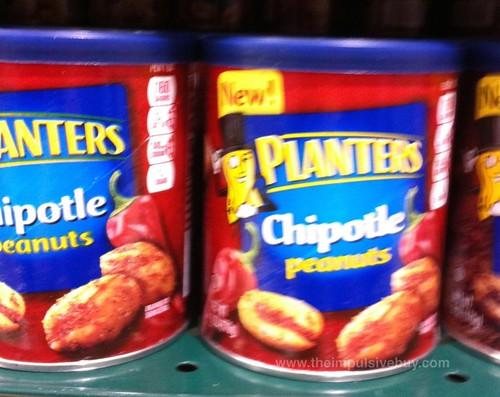 Planters Chipotle Peanuts