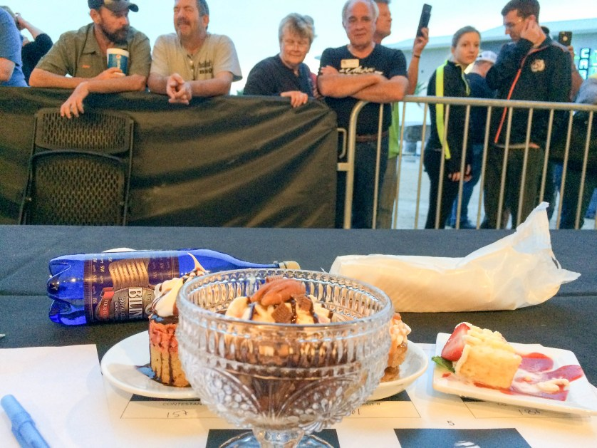 The Judge's View; World Food Championships Blogger Summit, Orange Beach, Ala., Nov. 7 - 9, 2016