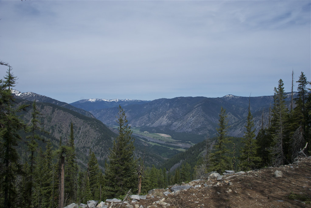 Clark Fork River valley