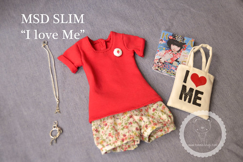 I love Me by * Ronmiel *