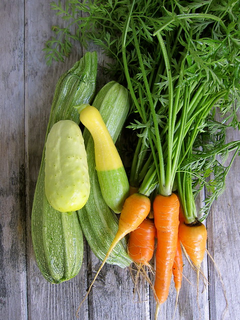 8.5.13 Mid-Summer Harvest