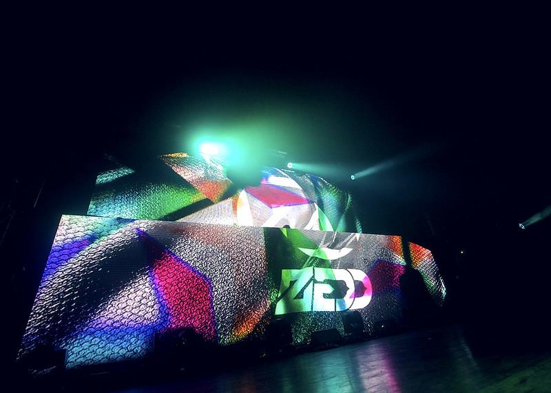 Zedd @ The Pageant