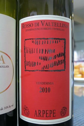 Ar.Pe.Pe. Rosso di Valtellina 2010 Lombardy DOC