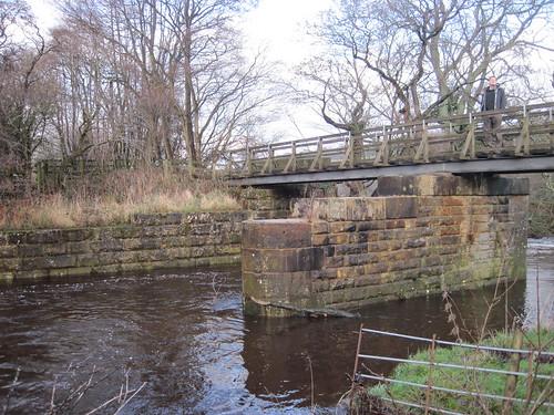 Old Bridges between Beck Hole and Grosmont