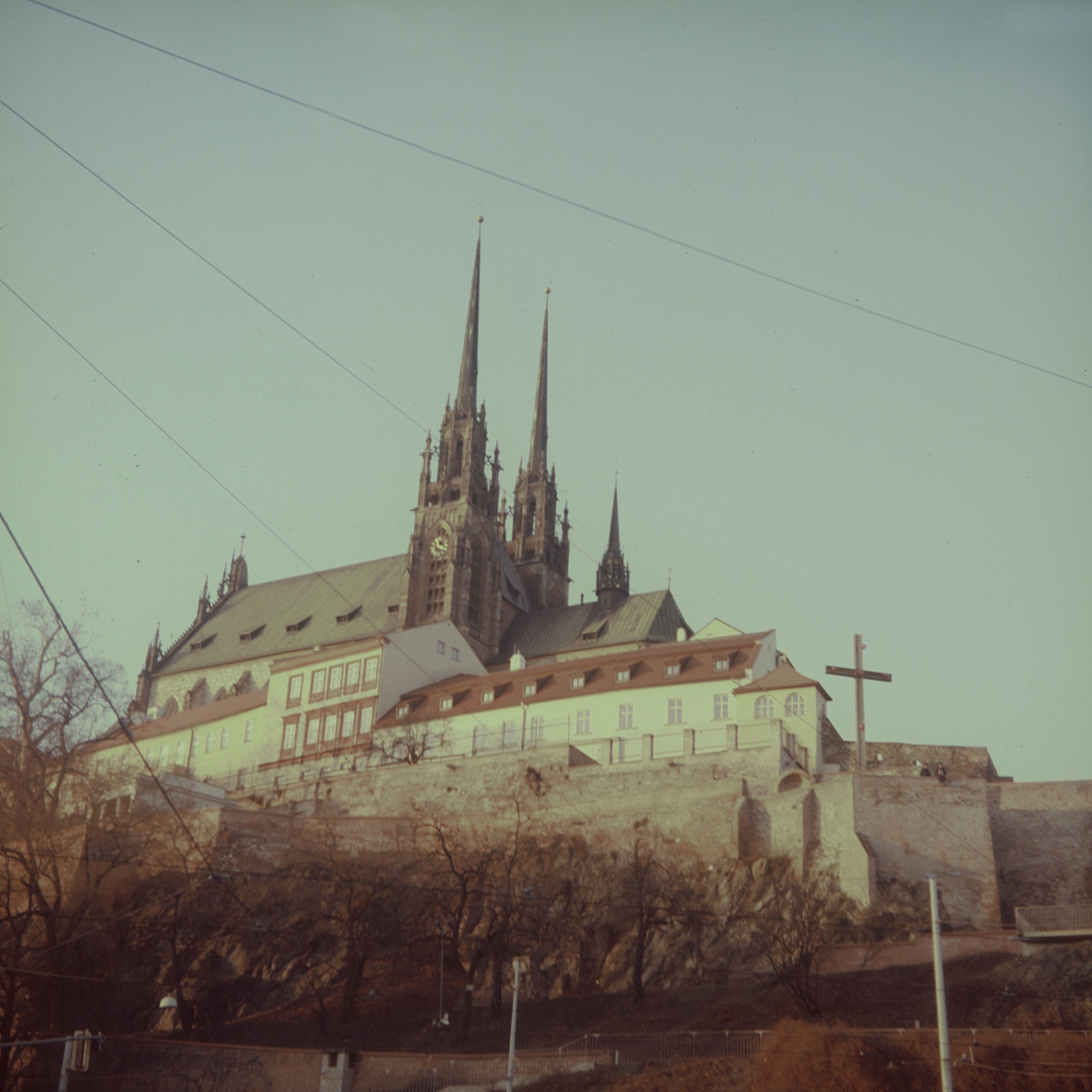 Flexaret 3a - Cathedral of St. Peter and Paul (Brno) 1