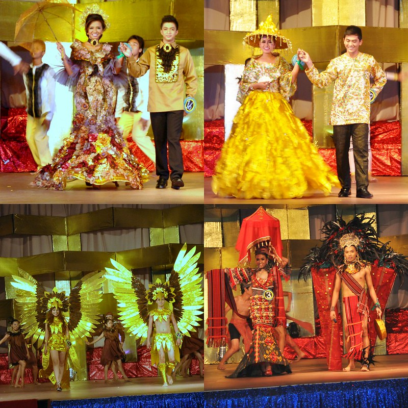 MMSU Mr. and Miss University 2013 Parade of Costumes
