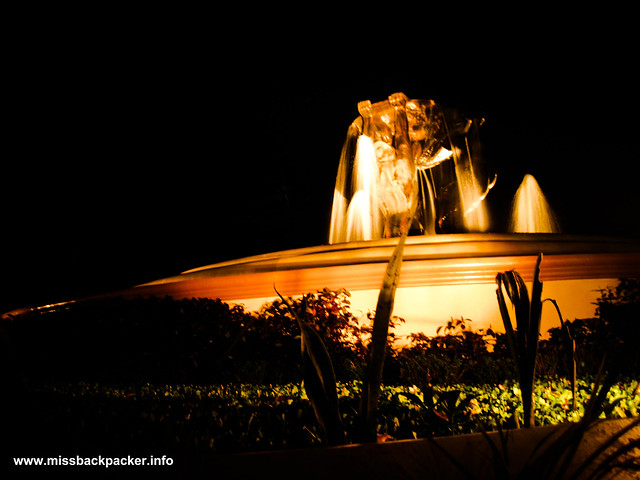 Dipolog Rotonda Fountain