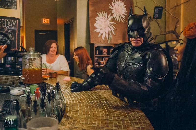 Day 16 - Batman walks into a bar