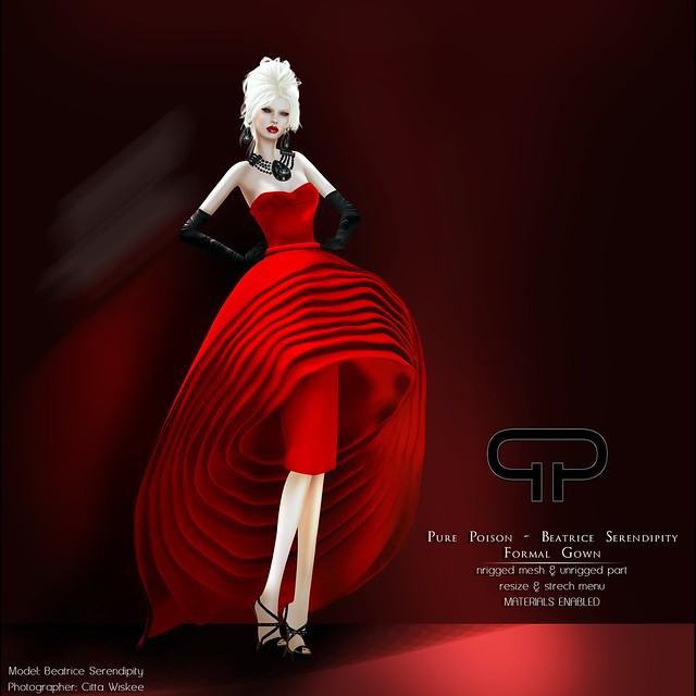 Pure Poison - Beatrice Serendipity Gown