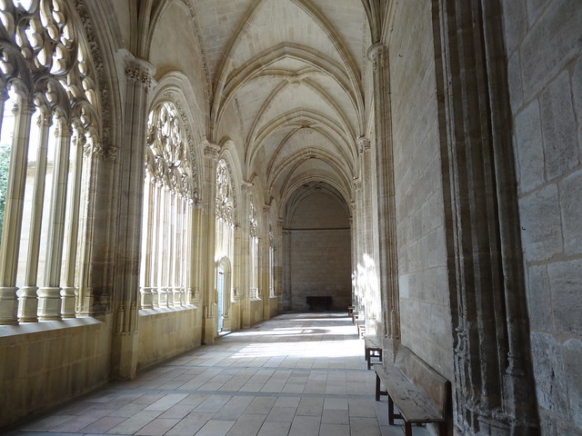 Cloister, Segovia Cathedral