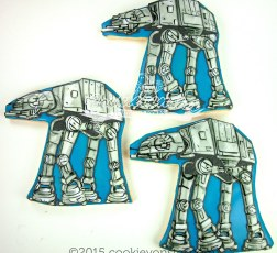 ATAT Imperial Walkers