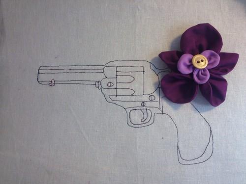 Tattoo Piece - Orchid\'s in Progress