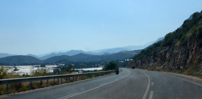 Turquie - jour 17 - Route de Patara à Antalya et Mont Chimère - 04