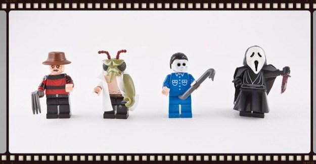 Movie Maniacs - Halloween Figbarf!