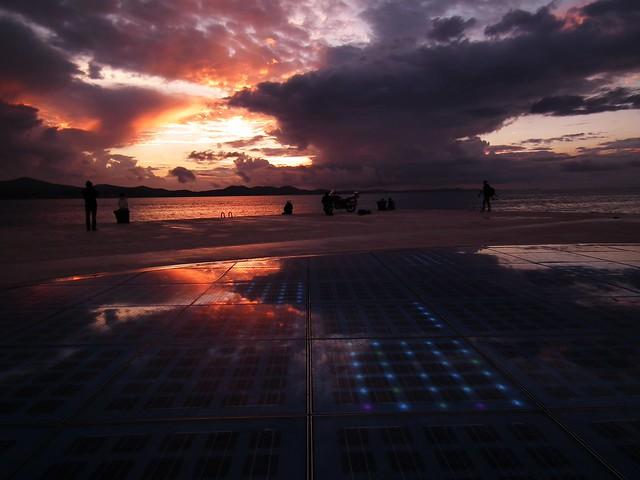 Greeting to the Sun - Zadar, Croatia