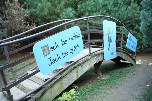 Jack Be Nimble Bridge