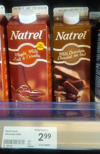Natrel Maple Milk (Canada)