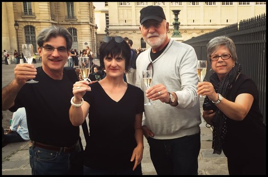 Toast - Paris - 2014