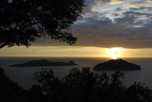 pantai barat banda aceh calang sunset [buahrumbia.blogspot.com]
