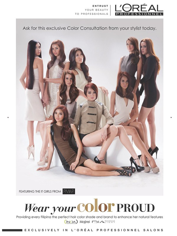Wear your color proud