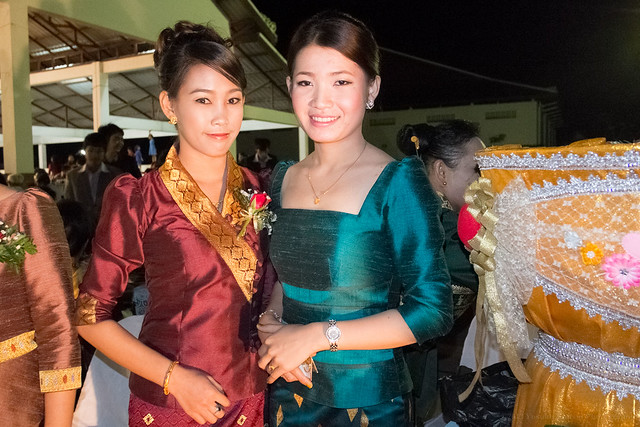 Dith's brother weding reception