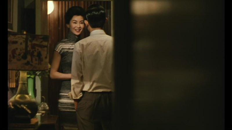 マギー・チャンの旗袍 ウォン・カーウァイ 花様年華 / 王家衛 / 花樣年華 / Wong Kar-wai, in the mood for love