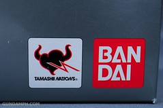 Metal Build Freedom Gundam Prism Coating Ver. Review Tamashii Nation 2012 (6)