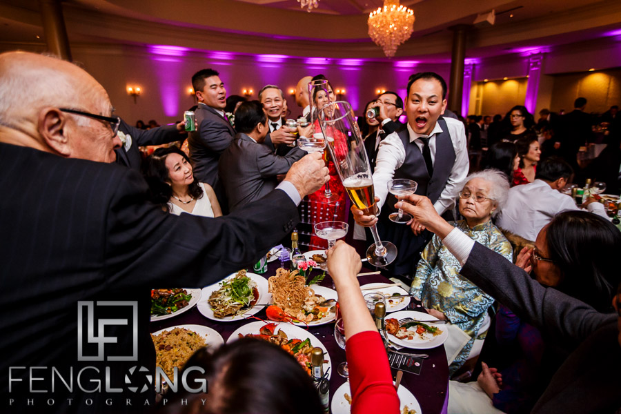 Atlanta Vietnamese Wedding at Seasons Event Hall