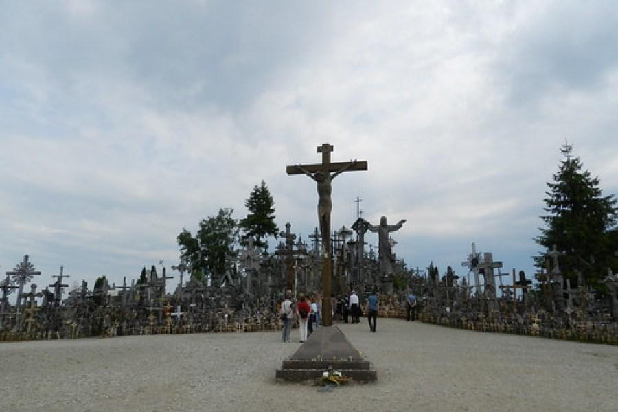 La Colina de las Cruces Lituania 02 Patrimonio de la Humanidad UNESCO