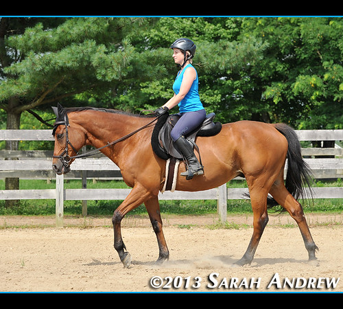 Kris took Wizard for a quick spin yesterday morning- looking good!