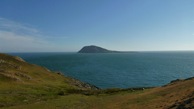 Lleyn Peninsula, Bardsey Island, Welsh Coastal Path, Porth Felen