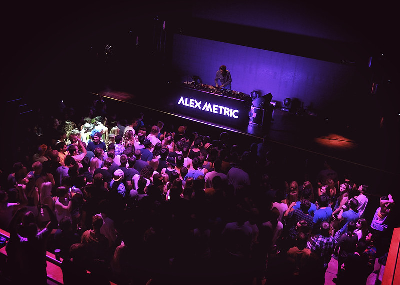 Alex Metric @ The Pageant