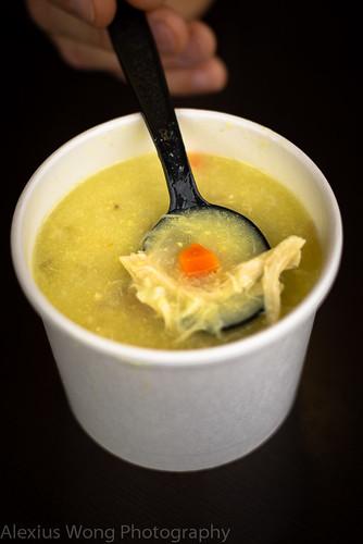 Avgolemono/Lemon Egg Soup