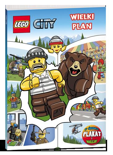 LEGO City LCO2 Wielka akcja