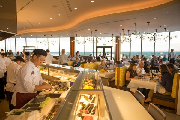 Re-imagined California Grill Takes Disney Dining to New Heights