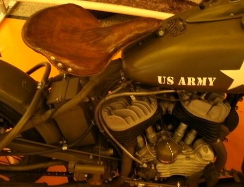 Harley Davidson Army 3