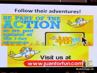 Juan For Fun Website