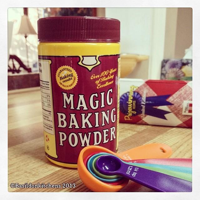 Oct 20 - magic {it produces a very delicious 'magic'} #photoaday #magic #baking