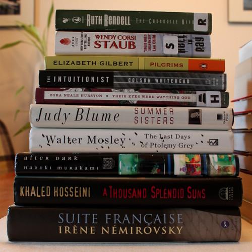 Book Sale (part 2)