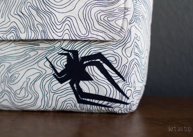 spiderman lunchbox