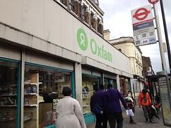 Oxfam, Dalston