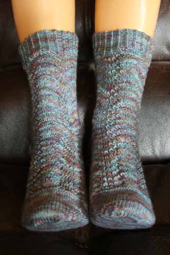 By The Seine Socks