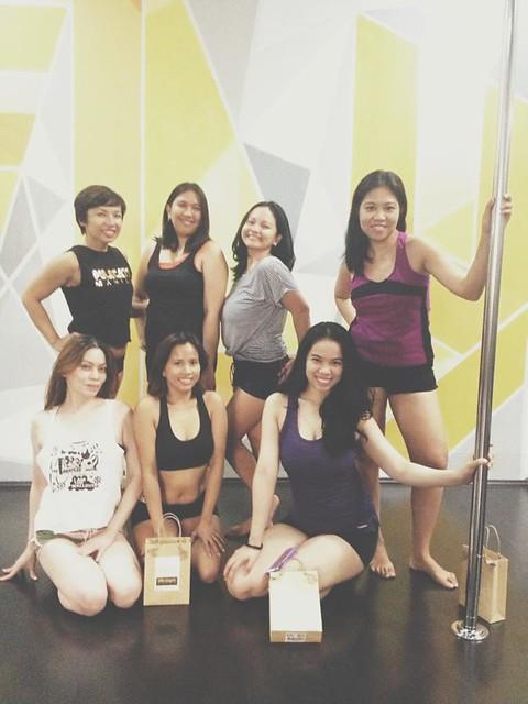 PoleCats Pole Dancing Class