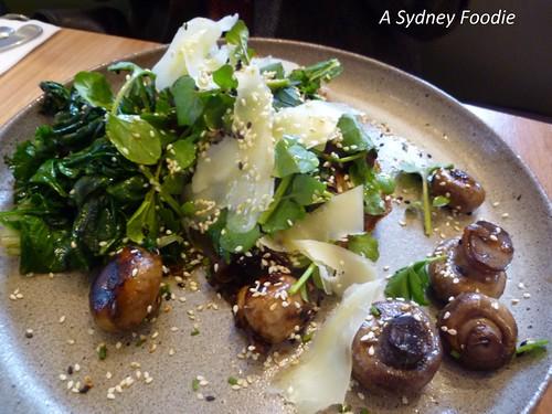 Silverbeet & Spinach