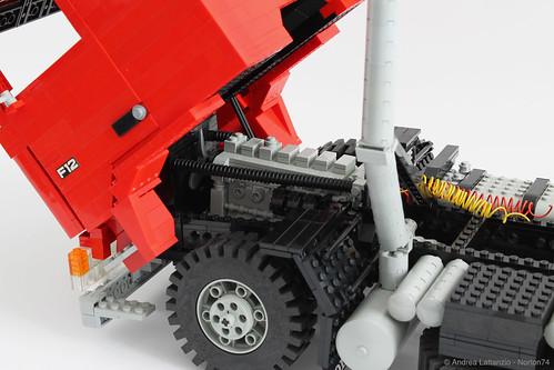 VOLVO F12 INTERCOOLER - IN LINE 6 CYLINDER ENGINE