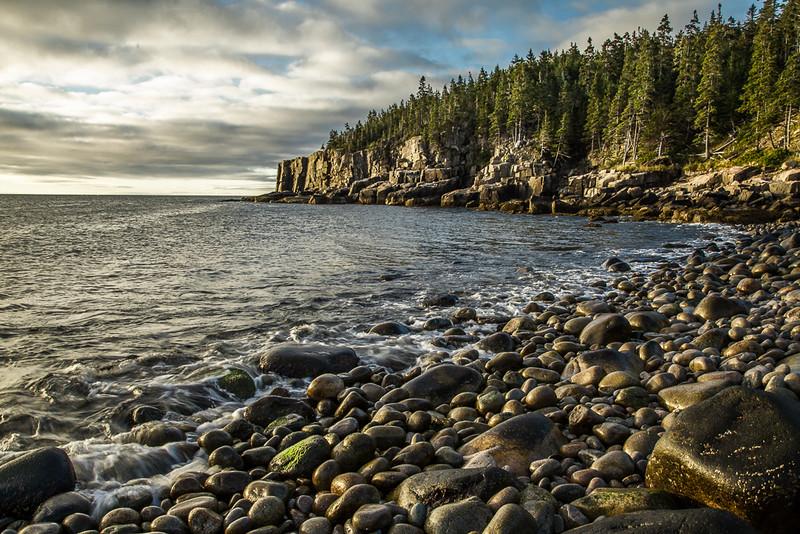 Acadia at daybreak