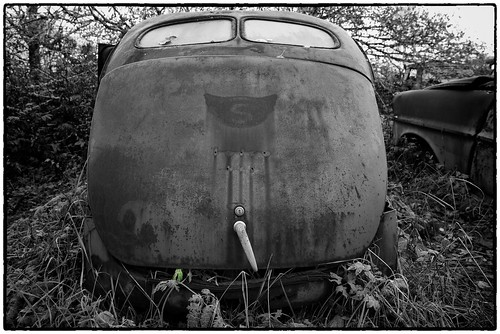 Car Cemetery II by Davidap2009