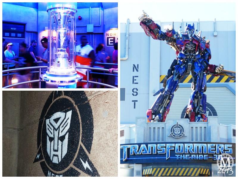 Transformers - Universal Studios