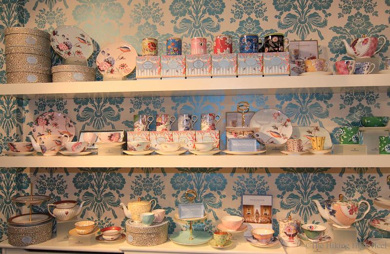 The English Tearoom, Stuttgart
